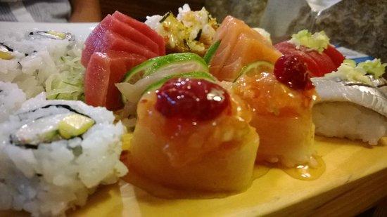 Kyodai Sushi Bar: Che delizia!
