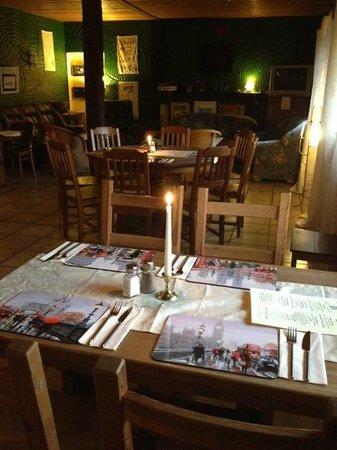 Henblas-Hotel: Restaurant 'Wales'