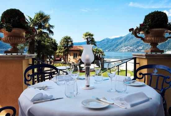 Restaurant Le Brezza : La Brezza Terrasse
