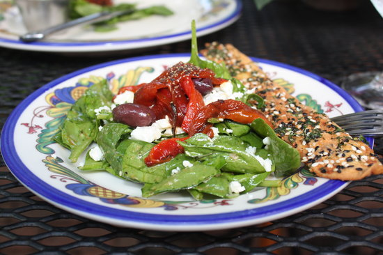 Catalpa: Salad