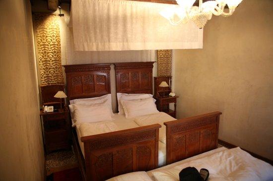 Novecento Boutique Hotel : Visão parcial da suíte