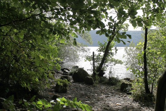 Glenville House (Adults Only): Lake Windermere , from Rayrigg Meadow walk.
