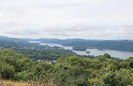 Glenville House (Adults Only): View from Orrest Head