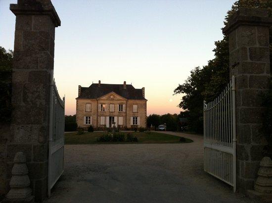 La Garangeoire : The manor house