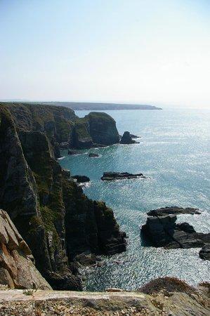 South Stack Cliffs RSPB Reserve: Coastline
