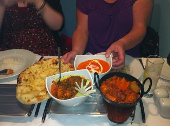 Boar's Head Tandoori: lovely food again
