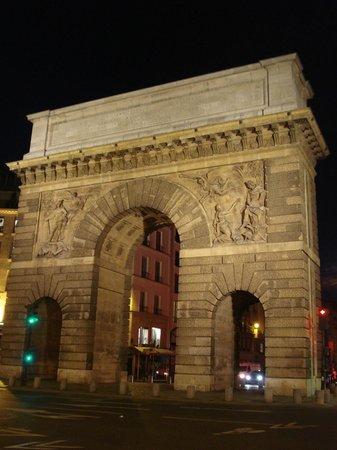 Hôtel du Plat d'Etain: Il monumento più vicino all'Hotel