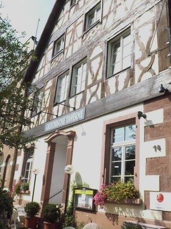 Offenburg, Tyskland: Griechische Taverne