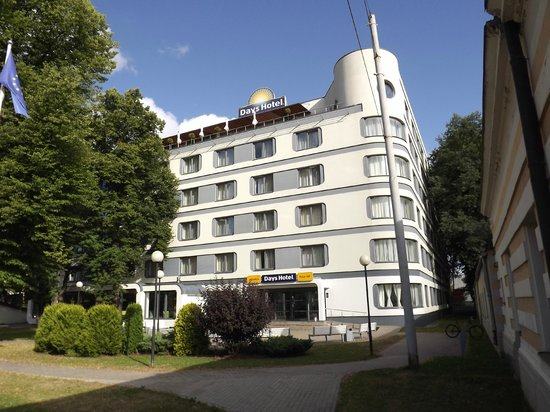 Days Hotel Riga VEF: hotel