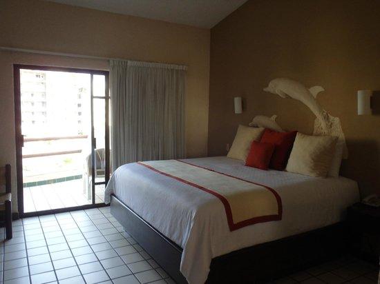 Solmar Resort: bed