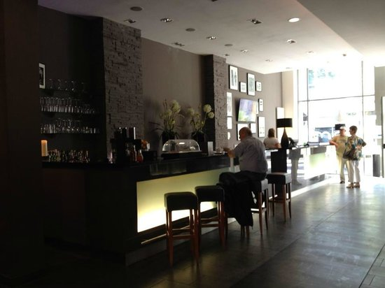 Hotel Duesseldorf Mitte : reception