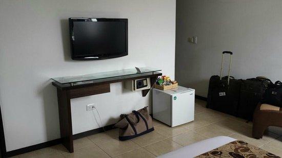 Hotel Plaza Granada: tv