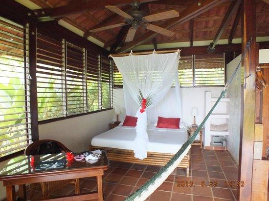 El Remanso Lodge : BED