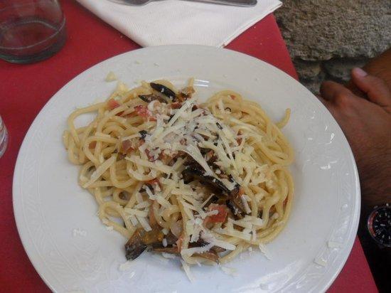 Ristorante La Mangiatoia: mmmm
