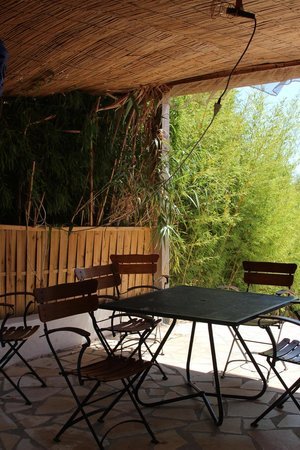 Aloasis : la terrasse individuelle au studio