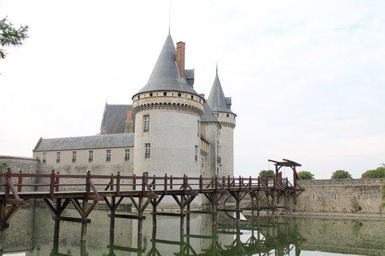 Château de Sully-sur-Loire : Vista del castello