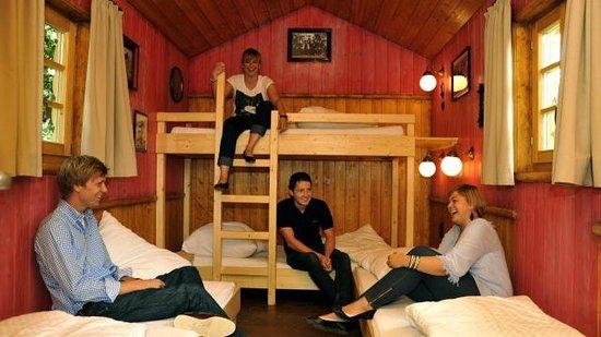Camp Resort Europa-Park: Dans la cabane