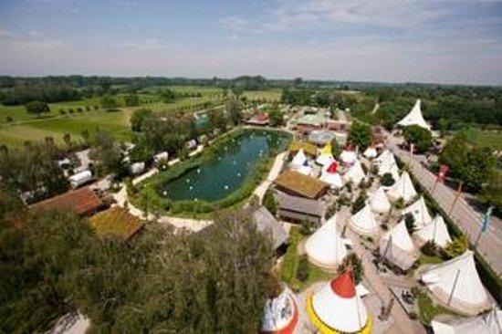 Camp Resort Europa-Park: Le resort