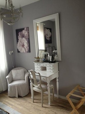 Lilton: romantic rooms