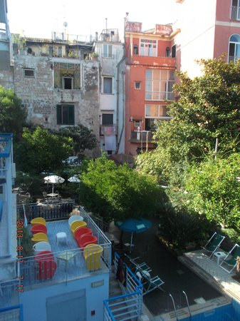 Hotel Club Sorrento: Garden