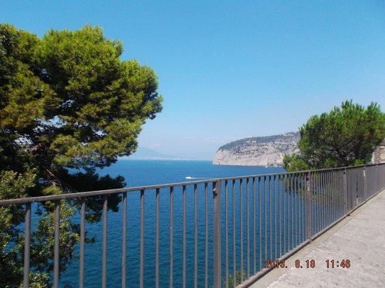 Hotel Club Sorrento: Beautiful view