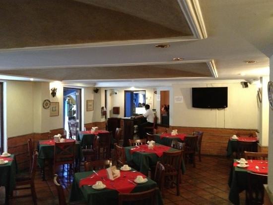 Hotel Villa Espanola: restaurante