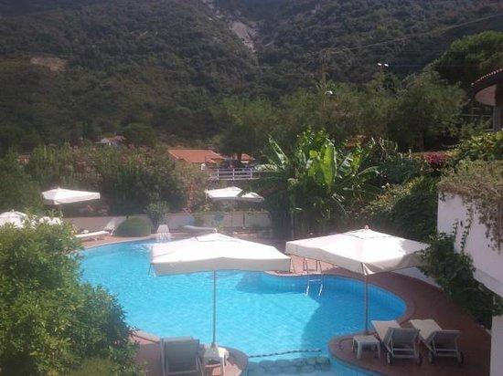Hotel Gallo Nero : piscina grande