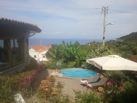 Hotel Gallo Nero : piscina piccola con idromassaggio