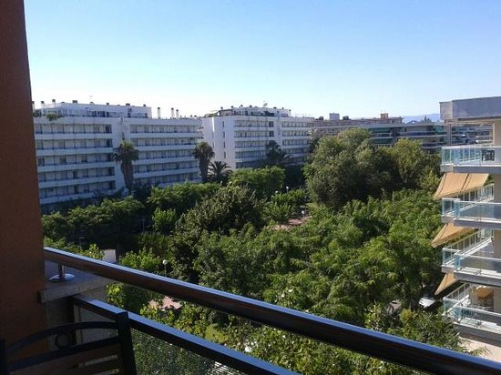 H10 Vintage Salou : View from our room