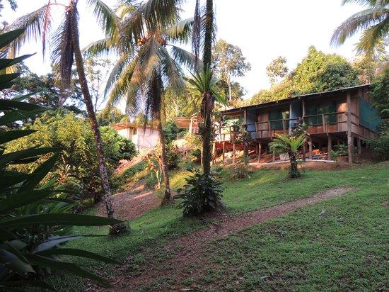 Cabinas El Mirador Lodge: CABINAS