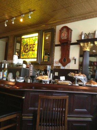 Cosmopolitan Cafe TriBeCa : Cafe