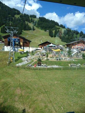 Grindelwald, İsviçre: Cable Car