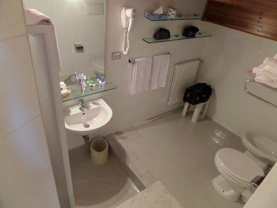 Select Hotel: il bagno