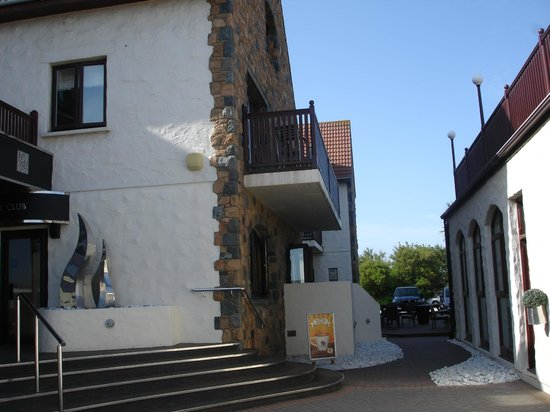 La Grande Mare : Between the hotel and sports facilities