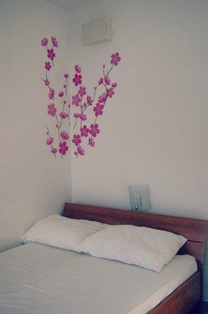 Villa Rajski Dvor Apartments: Bed
