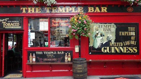 Bridge House Dublin : Temple bar
