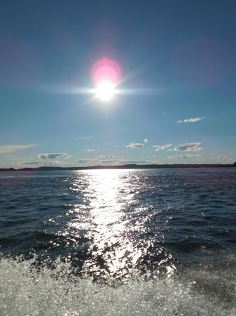 Downeast Charter Boat Tours: Another beautiful view from the boat.