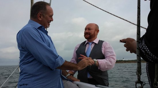 Witch of Endor Sailing Charters: vows