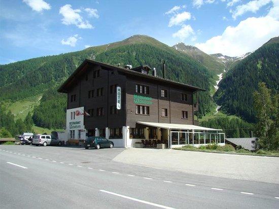 Hotel Weisshorn : Hotel Restaurant Weisshorn