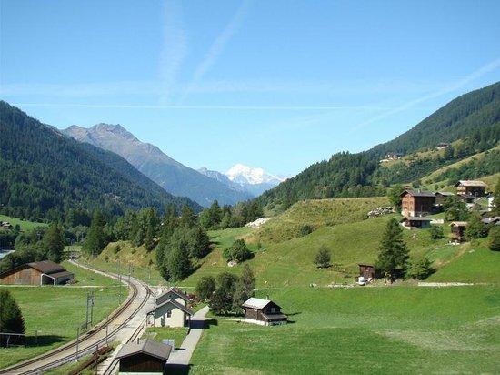 Hotel Weisshorn : Sommer