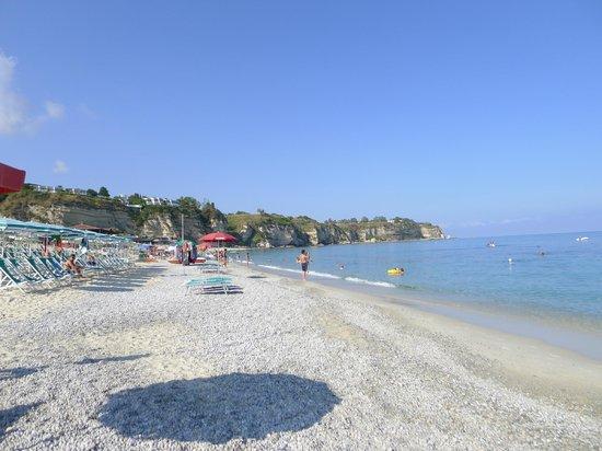 Tropis Hotel : Spiaggia
