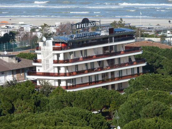 Paradiso Hotel Bovelacci