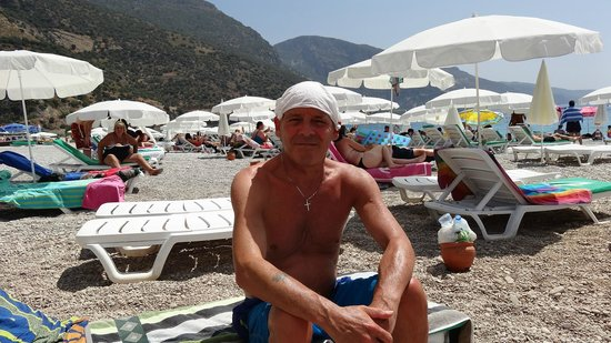 Karbel Beach Hotel: Englishman abroad
