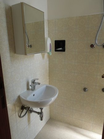 Bagno Con Wc E Lavandino Foto Di Hotel Adler Gabicce Mare