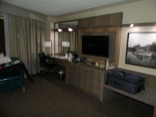 Palace Casino Resort: King room