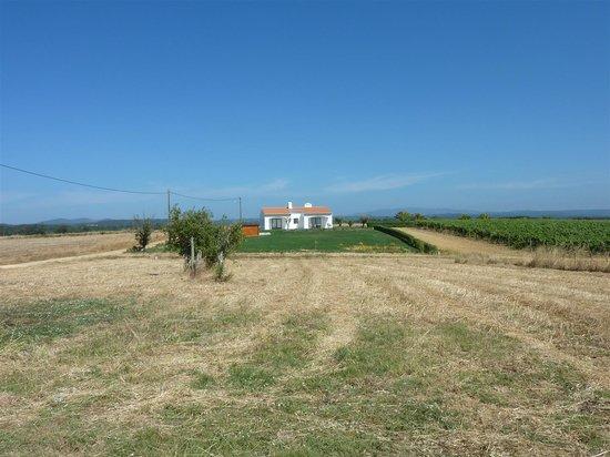 Herdades da Frupor: House in the country.