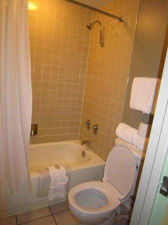 ครอคเกทท์ โฮเต็ล: Bathroom