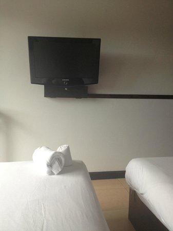 Baan at 51 Hua Hin: ทีวีก็มี