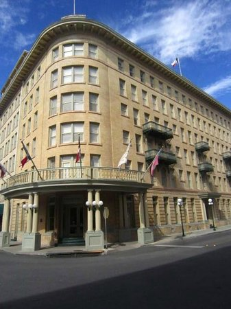 Crockett Hotel : Beautiful Hotel