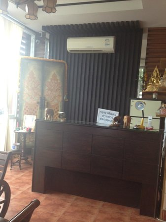 Baan at 51 Hua Hin : Lobby โรงแรม